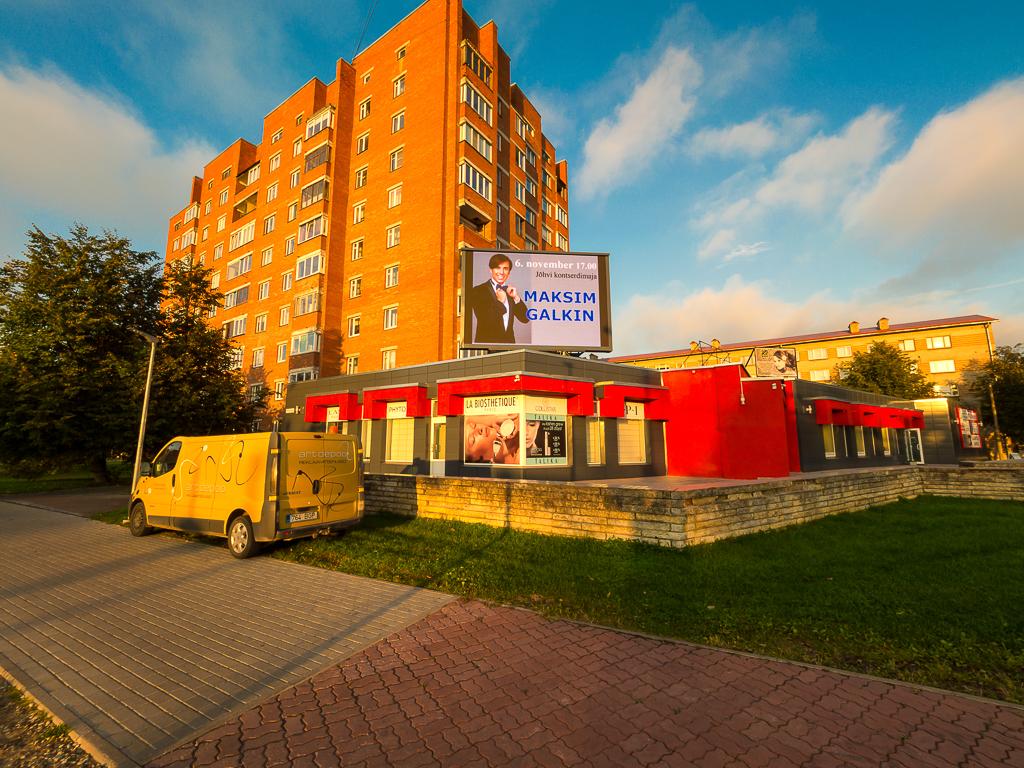 LED-ekraanid Narva